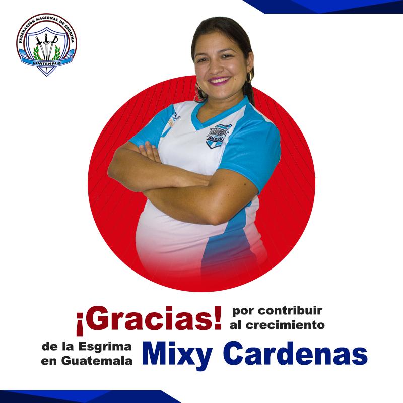 Mixy Cardenas